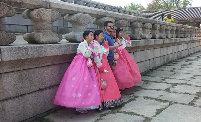 Información de viajes a Seúl y Corea del sur