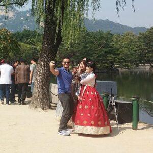 Las coreanitas están más populares que el palacio