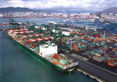 El quinto puerto del mundo, Busan